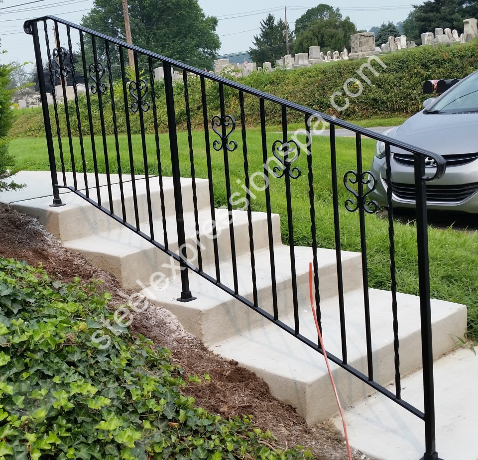 Custom Wrought Iron Furniture & Decor Steel Expressions