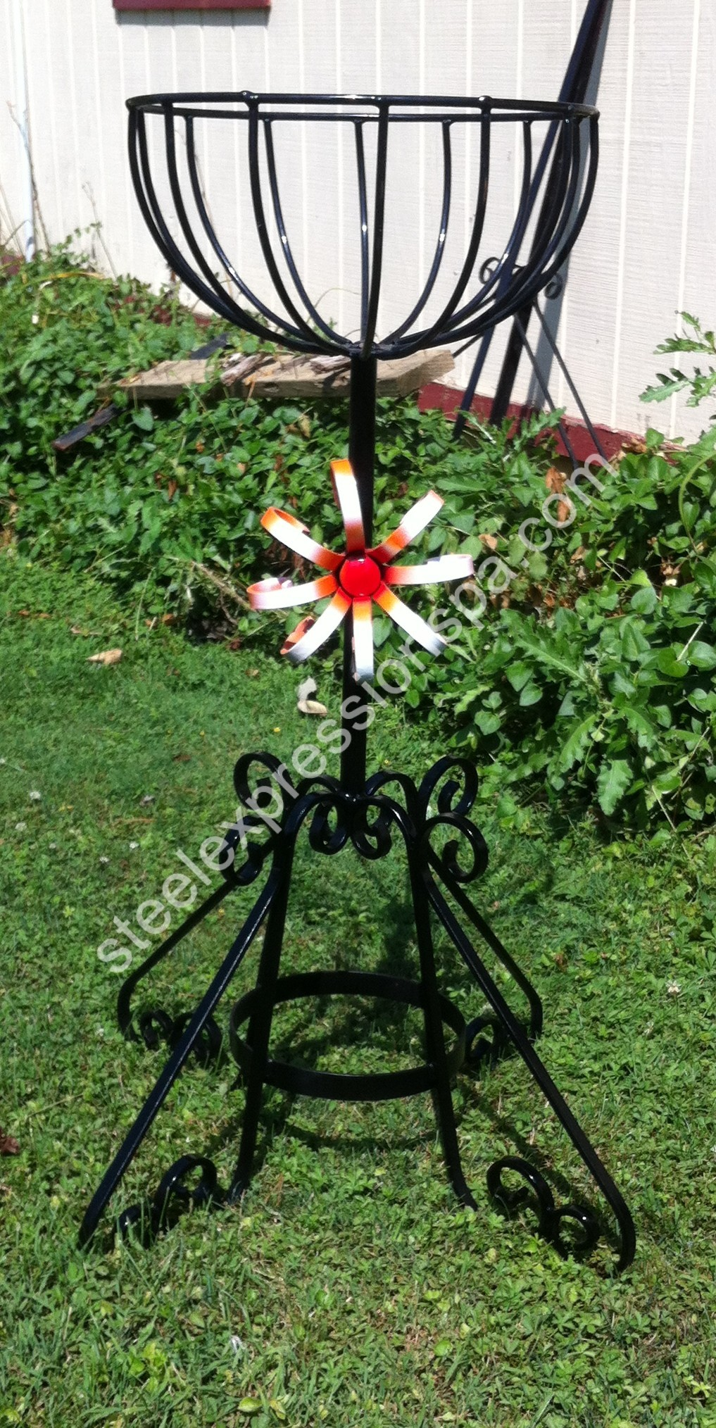 Garden & Plant Decor - Steel Expressions, Lancaster County, PA
