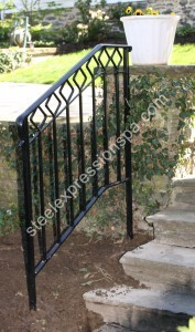Custom Design Railing